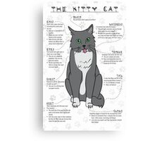 The Kitty Cat Canvas Print
