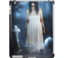 Woman in White iPad Case/Skin
