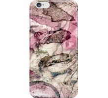 Abstract Eels iPhone Case/Skin