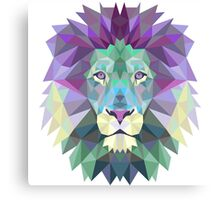 King of the Triangle  Canvas Print