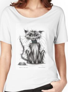 Nasty the cat Women's Relaxed Fit T-Shirt