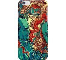Colored Nightmares  iPhone Case/Skin