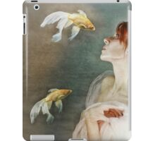 A Connection iPad Case/Skin