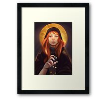Saint of Thieves Framed Print