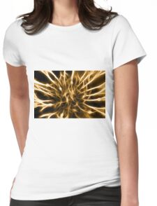 Neurons Nerve Womens Fitted T-Shirt