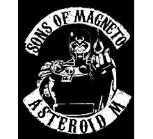 Sons of Magneto Photographic Print