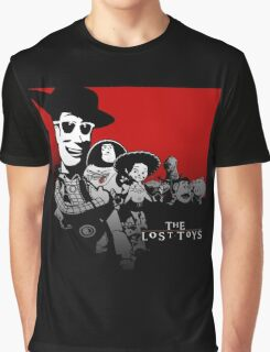 THE LOST TOYS Graphic T-Shirt