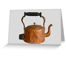 kettle Greeting Card
