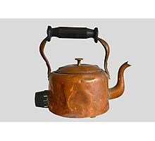 kettle Photographic Print