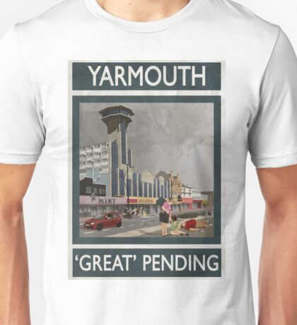 Yarmouth - 'Great Pending' Unisex T-Shirt