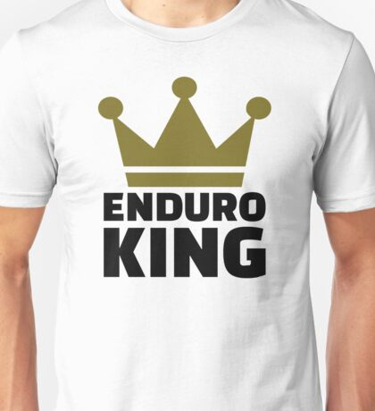 Enduro King Unisex T-Shirt