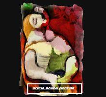 picasso graffiti # 6 - crime scene portrait Unisex T-Shirt
