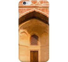 The Temple Door iPhone Case/Skin