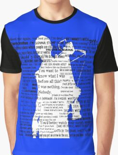 Daryl Dixon Quotes The Walking Dead TWD Graphic  Graphic T-Shirt