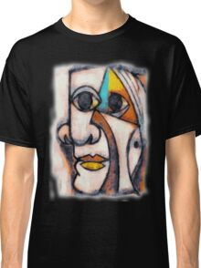 picasso graffiti # 5 Classic T-Shirt