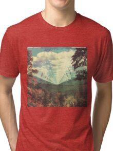 Tame Impala Innerspeaker Album Art Tri-blend T-Shirt