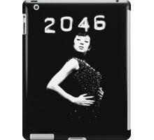 2046 - WONG KAR WAI iPad Case/Skin