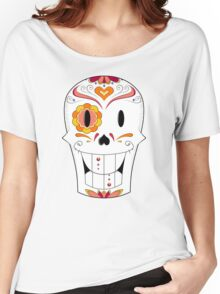 Papyrus Sugar Skull Women's Relaxed Fit T-Shirt