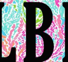 Long Beach Island Sticker