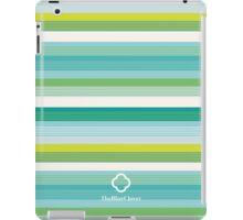 Caribbean Stripes iPad Case/Skin