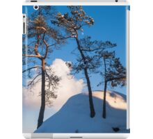 Above the Clouds. Saxon Switzerland iPad Case/Skin