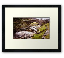 PackHorse Bridge Yockenthwaite Framed Print