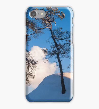 Above the Clouds. Saxon Switzerland iPhone Case/Skin