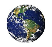 Earth Photographic Print