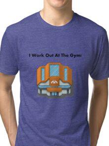 Pokemon Gym Tri-blend T-Shirt