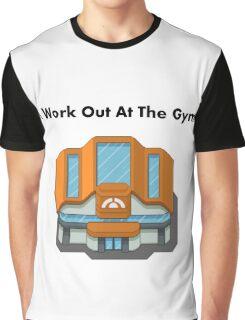 Pokemon Gym Graphic T-Shirt