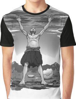 Pangu, The Man. Graphic T-Shirt