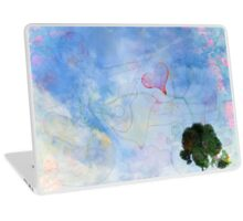 we sing for you Earth Laptop Skin