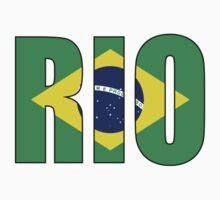 Rio. Kids Tee