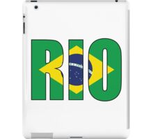 Rio. iPad Case/Skin