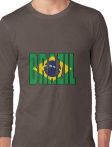 Brazil Long Sleeve T-Shirt