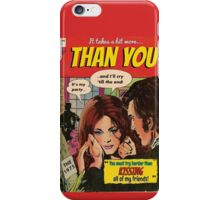 You by The 1975 Comic iPhone Case/Skin