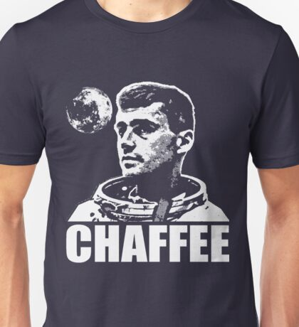 Roger B. Chaffee (large) Unisex T-Shirt