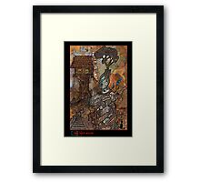 TH40 Framed Print