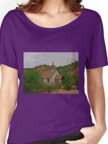 Church in the Desert Women's Relaxed Fit T-Shirt