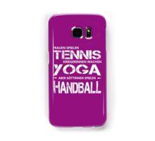 Goettinnen spielen Handball Samsung Galaxy Case/Skin
