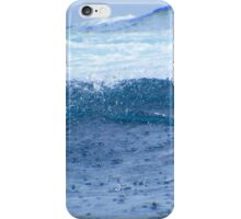 Surf wave iPhone Case/Skin