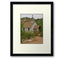Unique Church Framed Print
