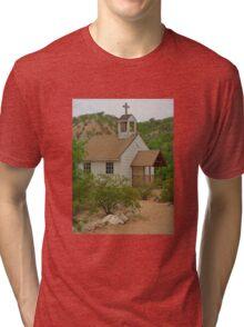 Unique Church Tri-blend T-Shirt