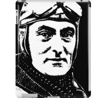 Sir Malcolm Campbell iPad Case/Skin