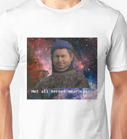 "h3h3 ""Not all heroes wear capes"" Unisex T-Shirt"