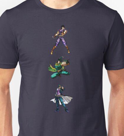 Three Joestars Unisex T-Shirt