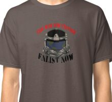 Earth's soldier Classic T-Shirt