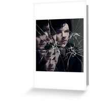 Sherlock - Broken Greeting Card