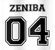 Spirited Away - Zeniba Varsity Poster