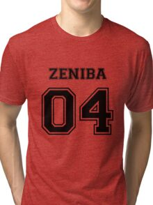 Spirited Away - Zeniba Varsity Tri-blend T-Shirt